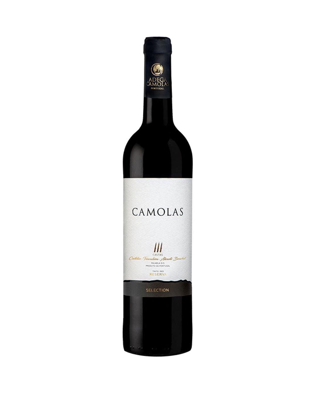Camolas Selection Reserva Tinto