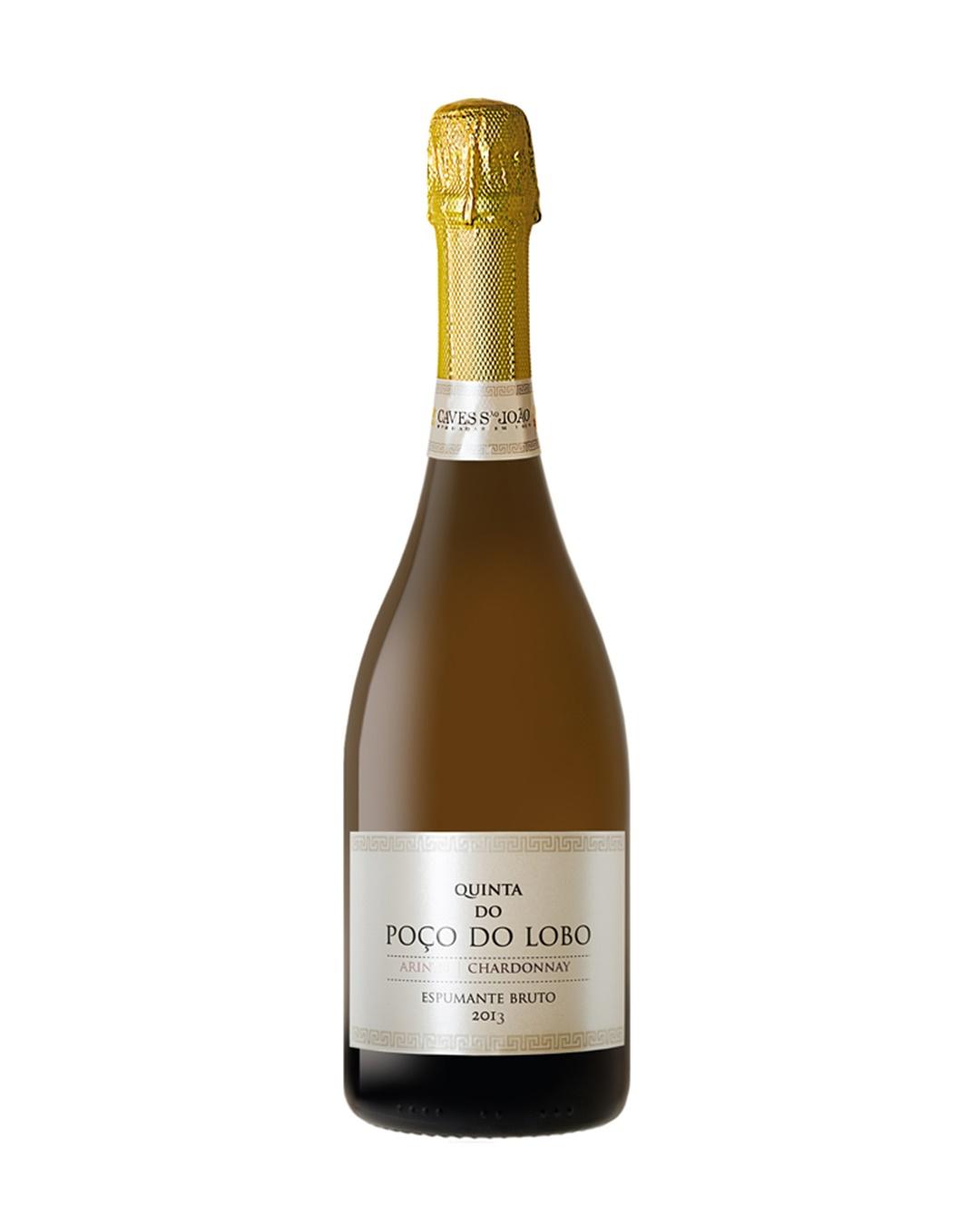 Quinta do Poço do Lobo Arinto & Chardonnay 2013