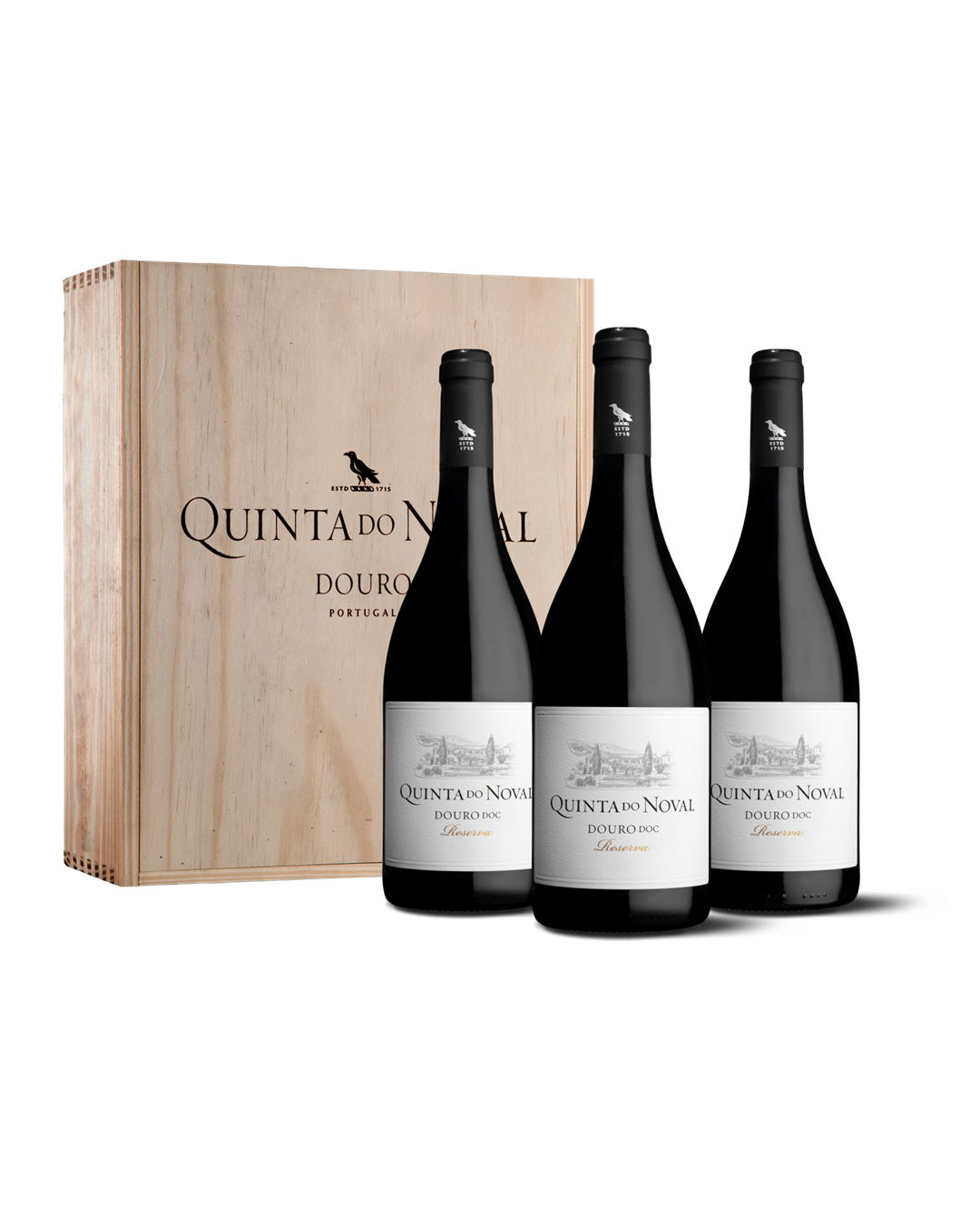 Pack Quinta do Noval Reserva
