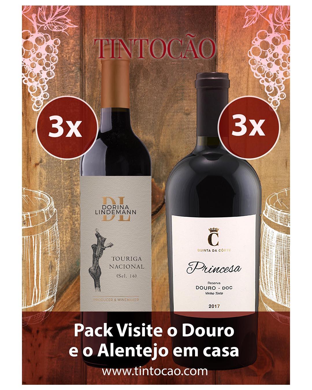 Visite o Douro e o Alentejo em casa