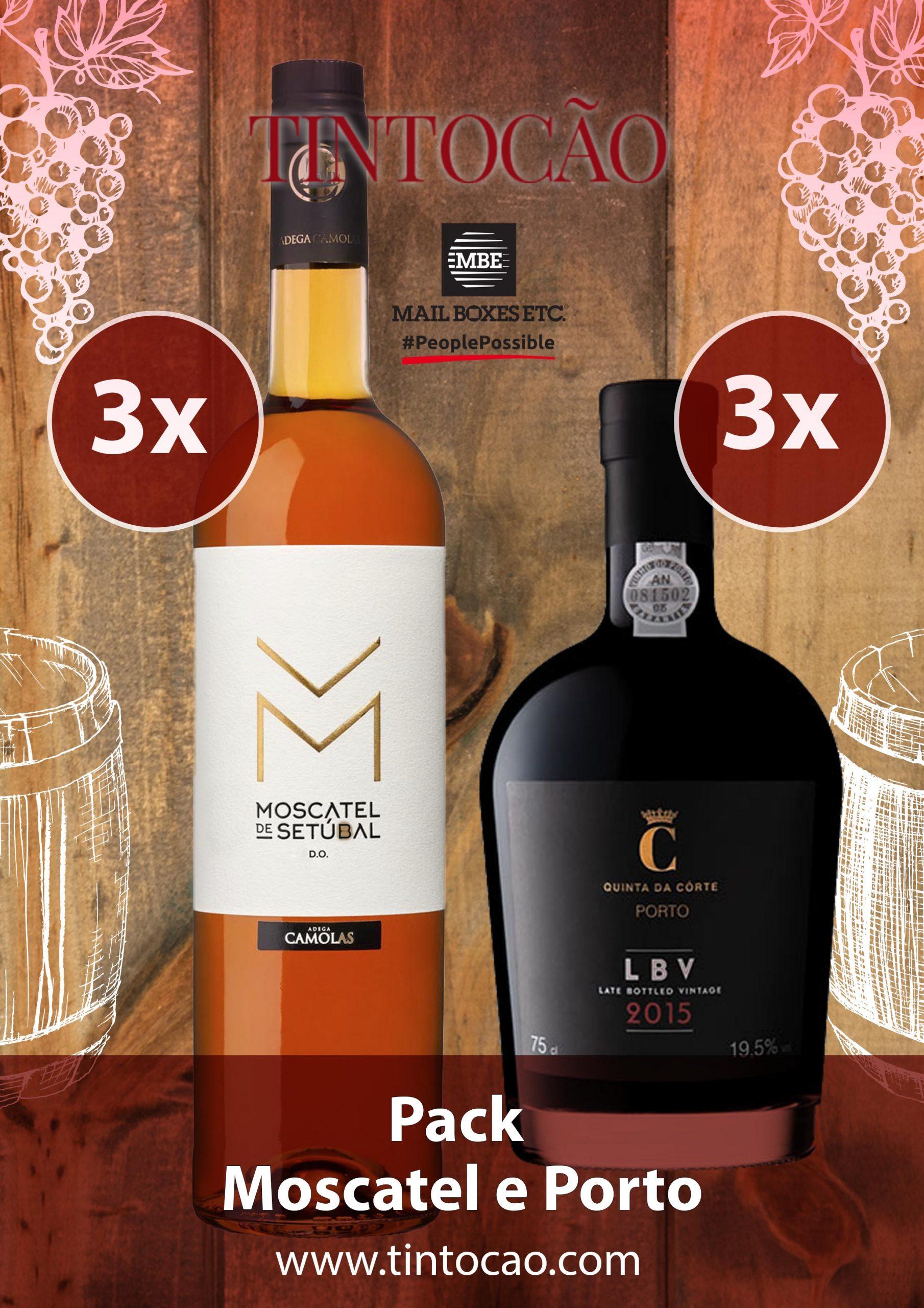 Moscatel e Porto